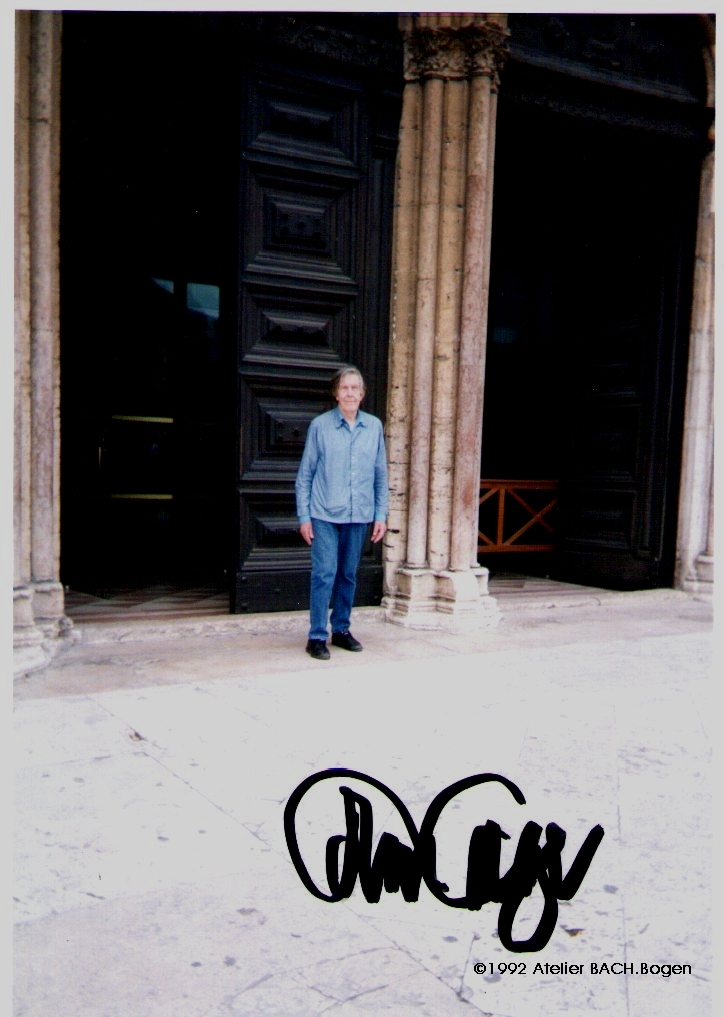 John Cage in Assissi -