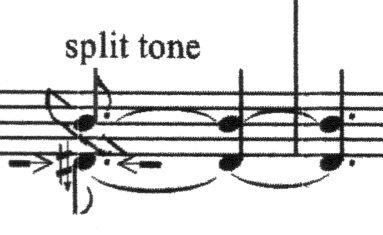 CJW T8 split tone