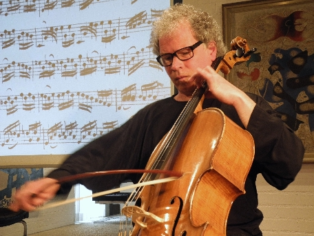 Michael Bach Cello -
